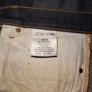 Joe's Jeans Jeans - Joe's Jean's 34 x 34 The Rocker Distressed Jeans